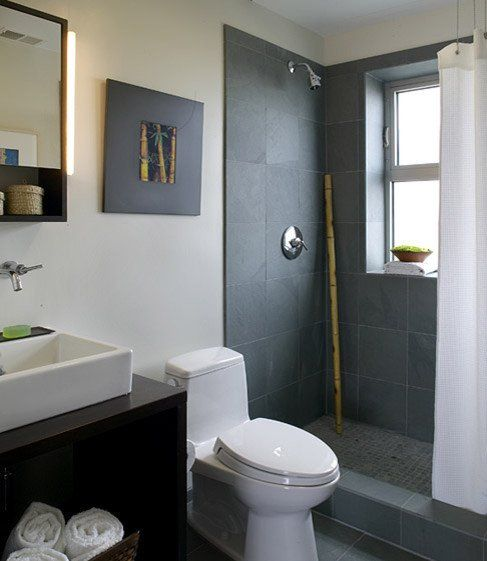 Small zen bathrooms small bathroom decorating and for Small zen bathroom ideas