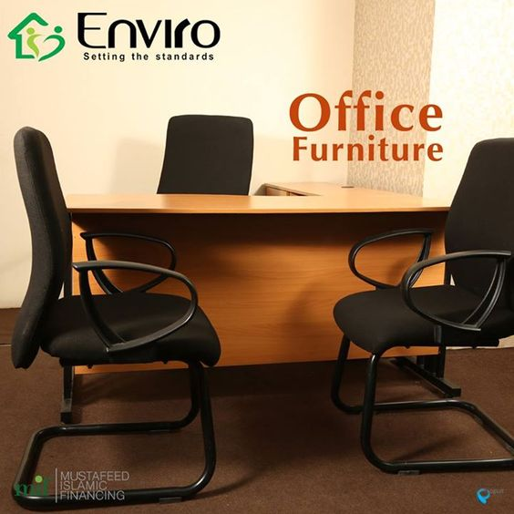 Buy Now Pay Later Office Furniture On Easy Installments In Pakistan