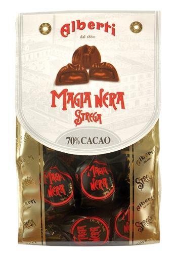 Alberti Magie Strega Magia Nera 70% Cacao Dark Chocolate & Strega ...
