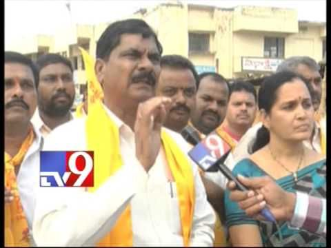 Power tariff hike bandh in Mahabubnagar