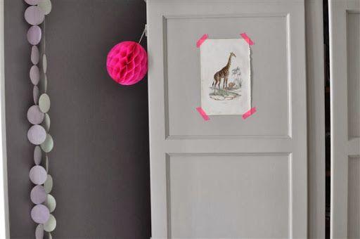 Lamp Kinderkamer Paars : Pink blossom hanglamp van little dutch lamp met bloemen en