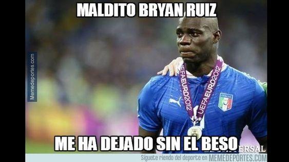 Meme Costa Rica Italia