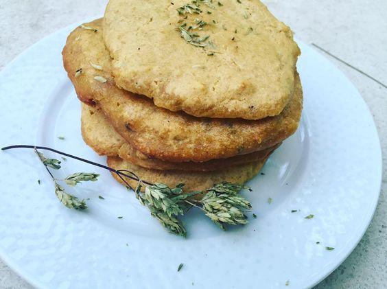 The Brunette's Tofu: Ideias saudáveis: pataniscas de courgette no forno