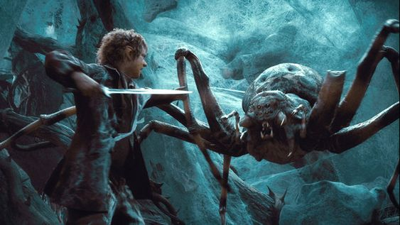 The Spiders of 'The Hobbit - The Desolation of Smaug' - NYTimes.com
