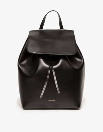 Backpack Raw in Black