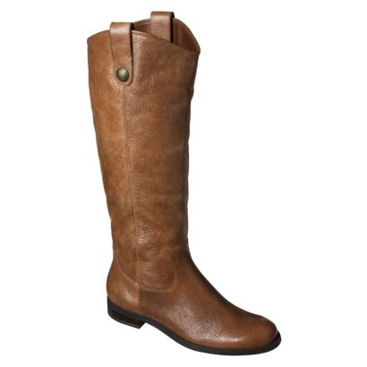 Target brown boots only $69