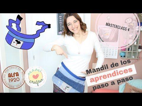 Masterclass 4 Maestros De La Costura Mandil De Los Aprendices Paso A Paso Youtube Cómo Coser Mandil Costura