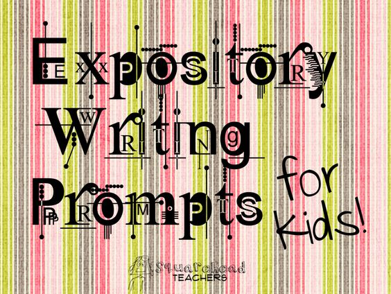expository writing activities for elementary students