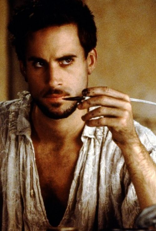 #whatacharacter #Shakespeare who looks like this, yes, please. Joseph Fiennes in Shakespeare in Love