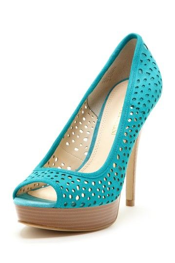 Enzo Angiolini Sully Platform Pump by Bright Outlook: Pumps on @HauteLook