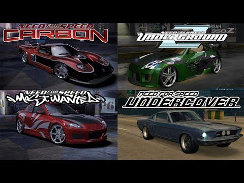Need For Speed Cars Of Player S Girlfriends Part 1 Youtube 2020