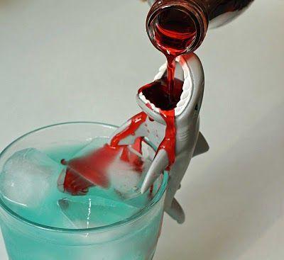 shark week drinks