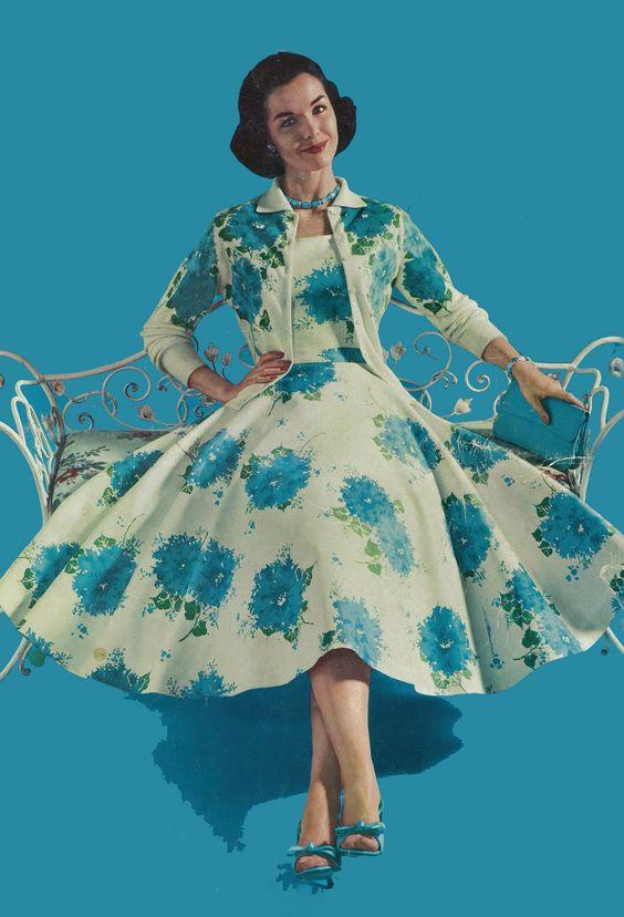 1950's Dress Those shoes!: