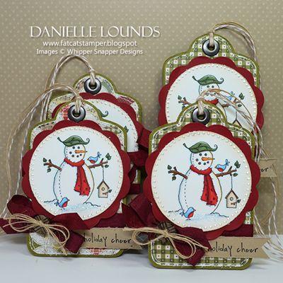 SnowmanHolidayCheerTags_4Pack_DanielleLounds