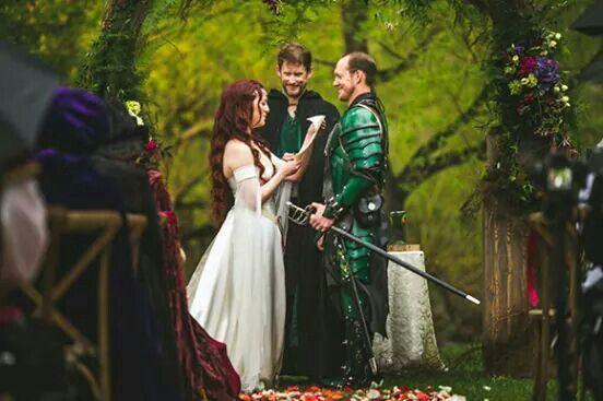Casamento medieval