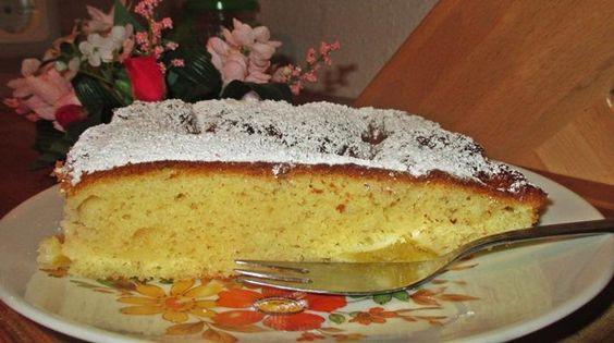 Omis Apfelkuchen - Rezept mit Bild