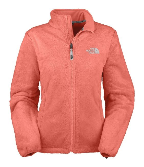 The North Face Women&39s Osito Fleece Jacket in Miami Pink. Starting