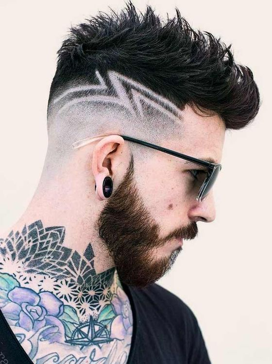 Cool Short Hairstyles For Men To Pick Fryzury Wzory