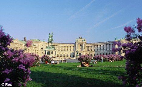 Vienna Austria | Hofburg Palace, Vienna, Austria