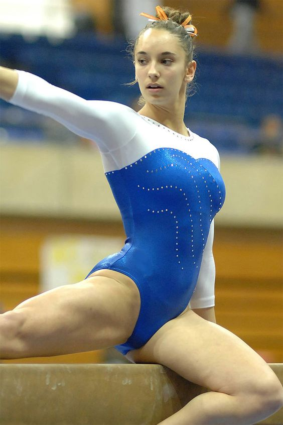 Womens Gymnastic Butt 90