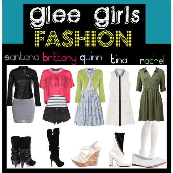 Glee Girls Fashion
