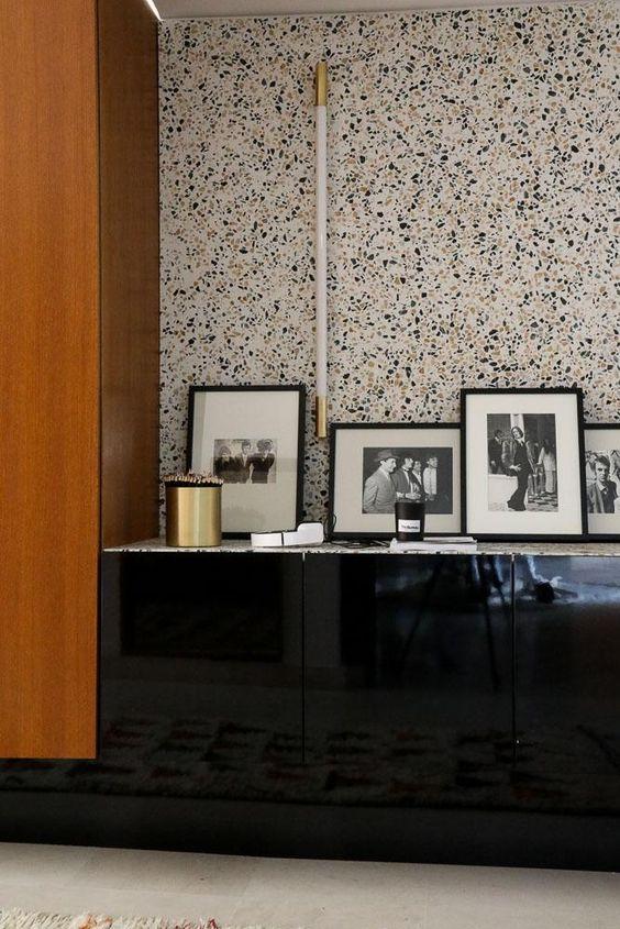 Rangements Étagère Photographies Noir Blanc Drouot Coworking Luxe Paris The Bureau