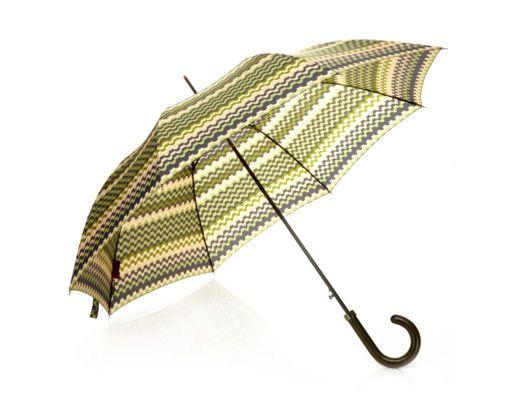 Missoni Wood Handle Umbrella