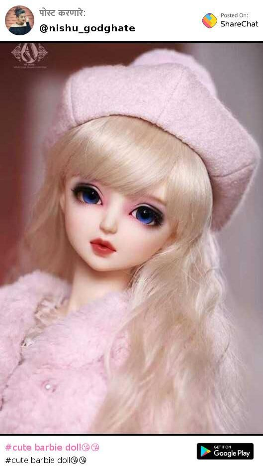 Cute Barbie Doll Song Cute Girl Hd Wallpaper Beautiful Barbie Dolls Cute Girl Wallpaper