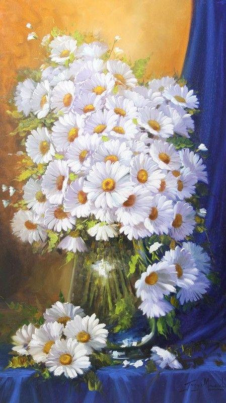 12-Beaux tableaux de Jorge Maciel: