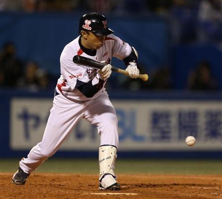 Shinya Miyamoto (Tokyo Yakult Swallows)