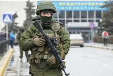 Russian Forces Seize A Natural Gas Distribution Station Near Crimea | Conservative Byte