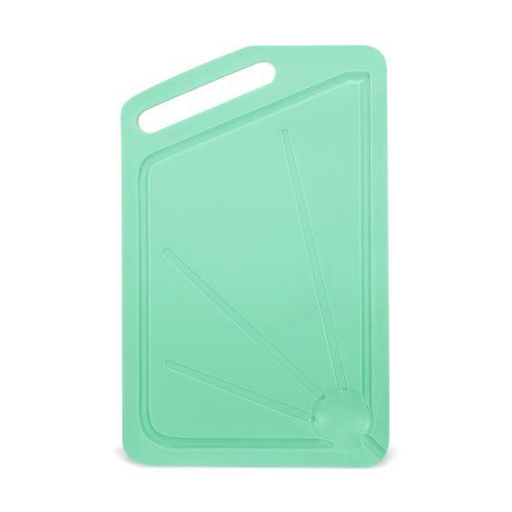 Petite planche à découper Vert aqua - France découpe - Les couteaux et planches à découper - Pour la préparation - Cuisine - Décoration d'intérieur - Alinéa