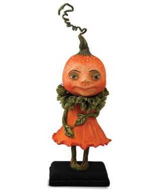 Brand New! Ready for pre-order....Debra Schoch Halloween 2012 Collection.