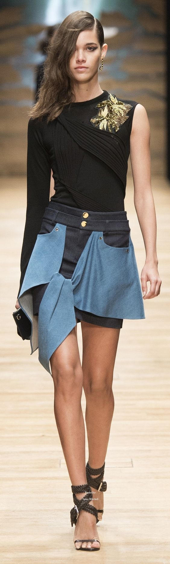 Guy Laroche Collection Spring 2016 Ready-to-Wear