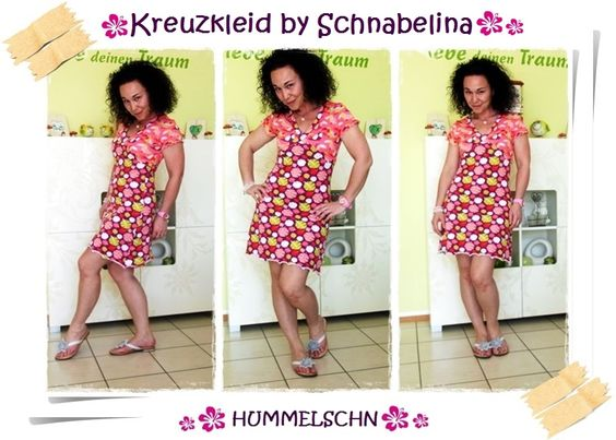 ✂ <3 Kreuzkleid #2 <3 ✂  ✂ <3 ....heute zeige ich <3 EUCH <3 meine VERSION #2 vom zukka süßen KREUZKLEID ;) ...das FREEBOOK von SCHNABELINA <3 ;)   ✂ <3 ...weitere PICS und INFO´s im BLOG <3 ✂ <3 http://hummelschn.blogspot.de/2015/07/kreuzkleid-2.html