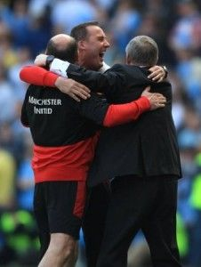 Manchester United yesterday announced the expected departure of First Team coach Rene Meulensteen