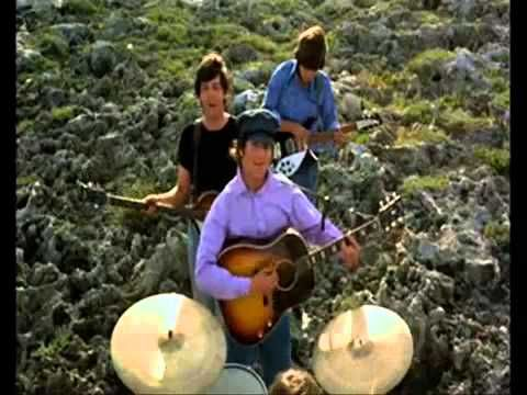 """The Beatles - """"Another Girl"""" from 1965 film """"Help!"""""""