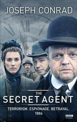 The Secret Agent by Joseph Conrad; BBC (2016). Toby Jones, Vicki McClure, Charlie Hambett.