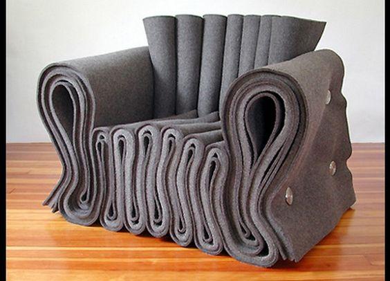 Weird Chairs are not Weird at All