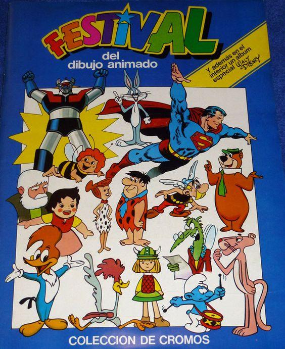 Los primeros dibujos animados que vimos de pequeños los sábados a las tres y media