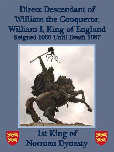 the early life of william the bastard son of duke robert i of normandy and arletta British monarchs from the houses of normandy, angevin, plantagenet, and  lancaster,  william i reigned:1066-1087 born: falaise, normandy, france ( 1027)  father: robert ii, 6th duke of normandy mother: herleva (arletta)   mother: adela, countess of blois, daughter of william the conqueror  son: john  of gaunt.