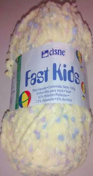 Fio Cisne Fast Kids (nos temos 2 cores)