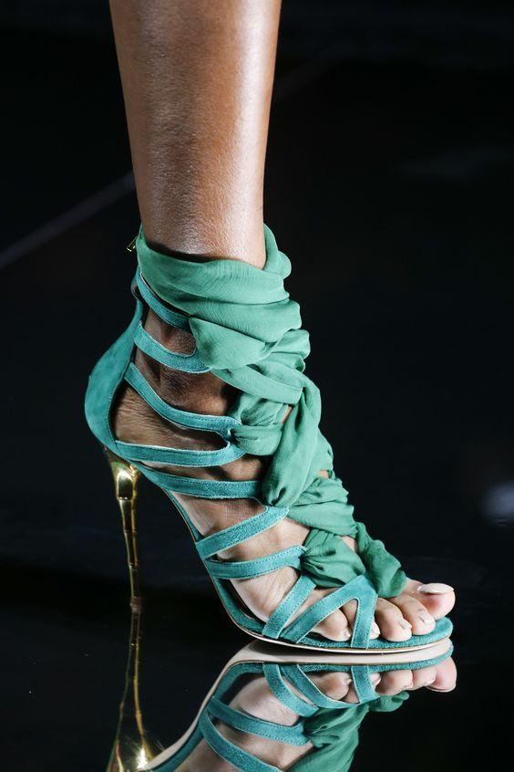Fresh Lace-Up Shoes