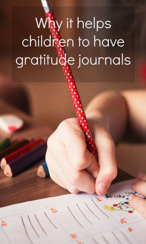 Gratitude journals for children can be really useful resources to encourage positive thinking in kids and teach them to appreciate the simple things that make up their life