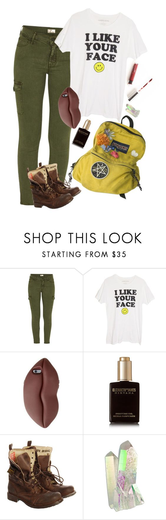 """""""..."""" by giriboy97 ❤ liked on Polyvore featuring Mother, STELLA McCARTNEY and Superdry"""