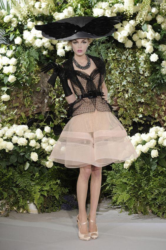 Dior Couture Autumn 2009