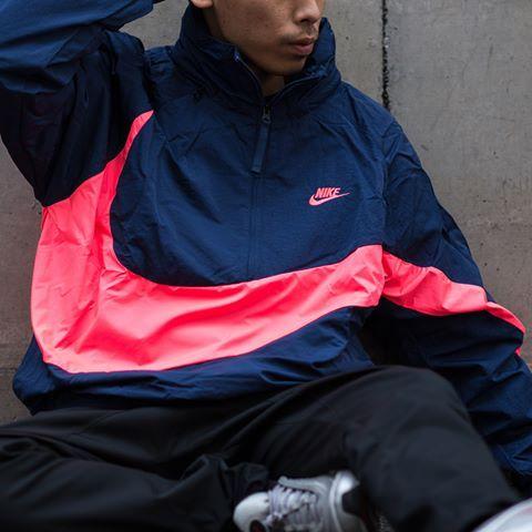 2 10 Sat In Store Nike Anrk Jacket Aj1405 713 Aj1405 410 Aj1405 397 12 000 Tax Atmostokyo Atmos Sportslabbyatmos Nike Anrk Gym Jacket Gym Men Street Wear