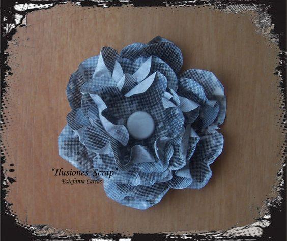 Estefania, galería de trabajos de el mes de Septiembre. - Divas in Recycling