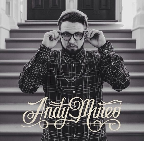 Andy Mineo--he'll be playing in Ohio on June 27, 2014 at Spirit Song at King's…