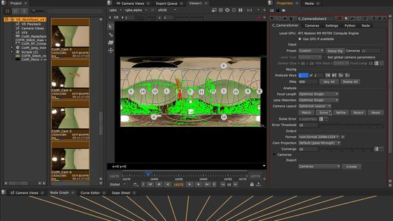 Webinar: VR post-production workflow with NUKE STUDIO, CARA VR and MODO